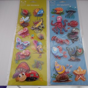3D Sticker Collection