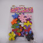 5 petal flowers