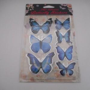 Blue Butterflys
