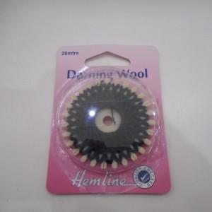 Blue Darning Wool