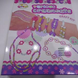 Bracelet & Necklace Jewellery Kit