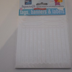 Christmas Words  Tags And Banners
