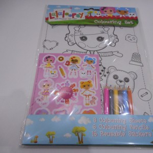 Colouring Set Lalalopsy