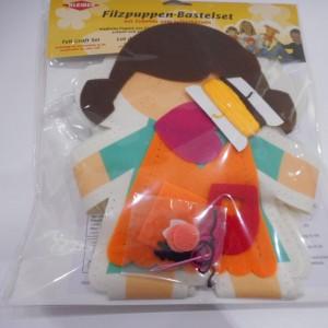 Doll Felt Kit