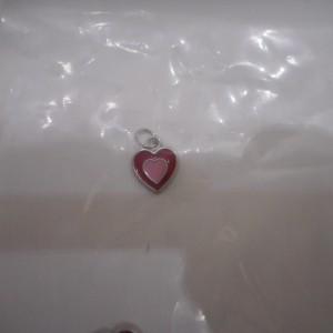 Heart Charm Close Up