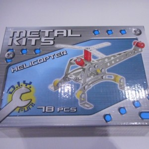 Large Helicopter Kit