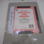 Magnetic Line Marker