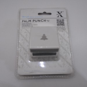 Palm Punch Small Christmas Tree