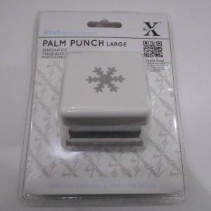 Palm Punch Snowflake
