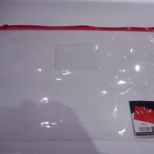 Red Zippy Bag