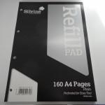 Refill plain pad
