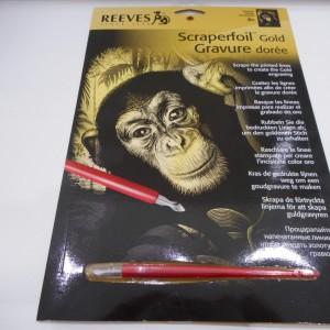 Scraperfoil Chimpanze
