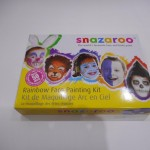 Snazaroo Rainbow Face Paints