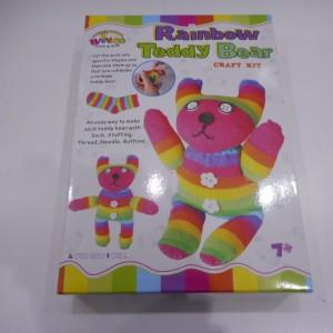 Sock Teddy Bear Kit