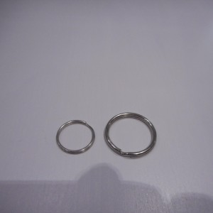 Split Ring Collection