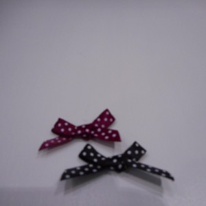 Spotty Bow Ribbon Collection