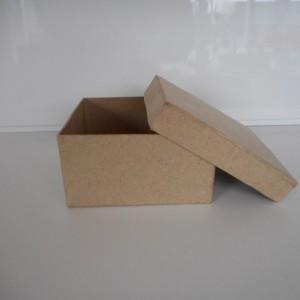 Square box open