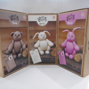 The Knitty Critters Collection