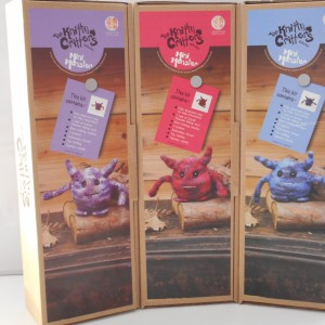 The Knitty Critters  Mini Monster Collection
