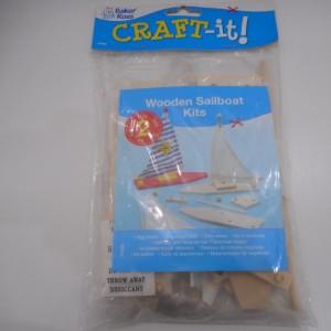 Wooden Sail Boat Kits