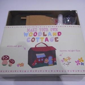 Woodland Cottage Kit