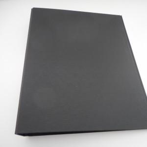 black a4