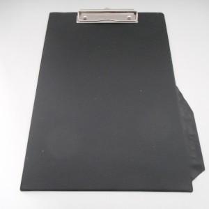 black clipboard
