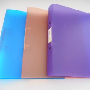 clear folders a4