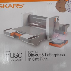 die cut letter press