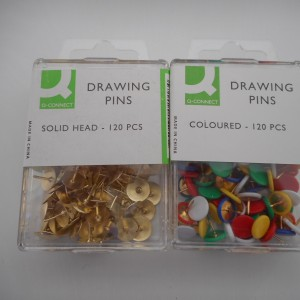 drawing pin collection