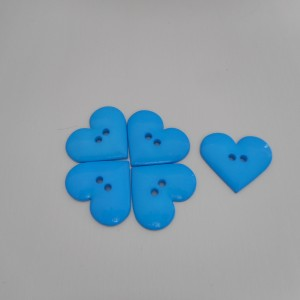large blue buttons