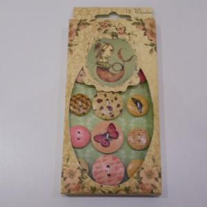 mirebella wooden buttons