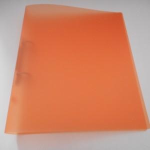 orange folder clear
