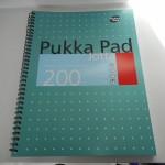pukka square pad