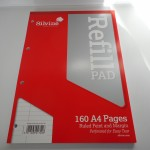 refill lined pad